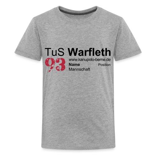 Fanshirt Front - Teenager Premium T-Shirt