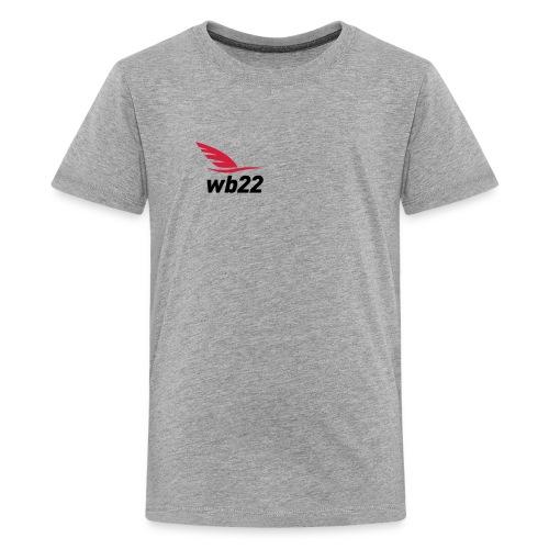logo_final-gr - T-shirt Premium Ado