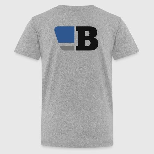BLUF B - Teenage Premium T-Shirt