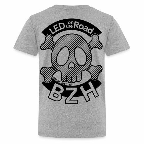 LED on the Road BZH - T-shirt Premium Ado