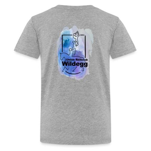 Wildegg Neu - Teenager Premium T-Shirt
