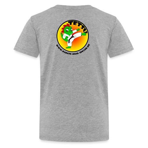 Tetsu - Teenager Premium T-Shirt