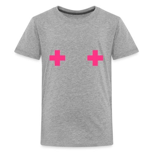 Holland hart - Teenage Premium T-Shirt