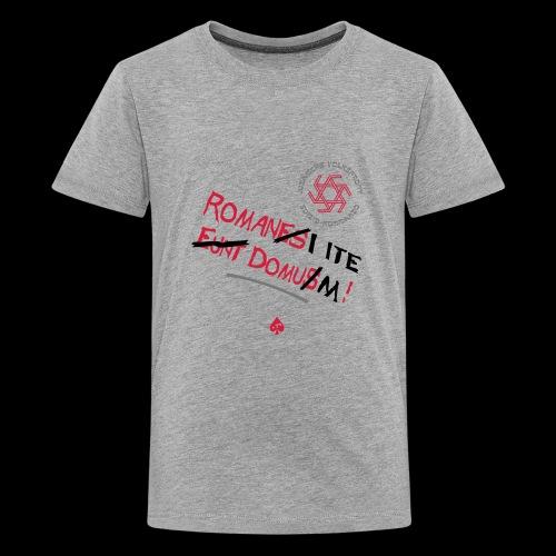 Volksfront (3col) - Teenager Premium T-Shirt