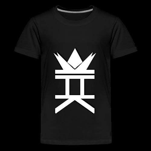 HelzbaK's Vertical - T-shirt Premium Ado