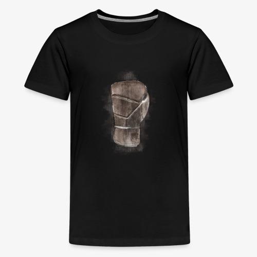 Kampfsport MMA Boxhandschuh - Teenager Premium T-Shirt