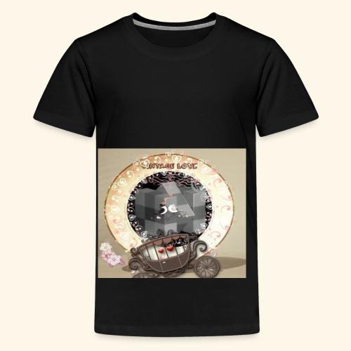 vintage contest - Teenage Premium T-Shirt