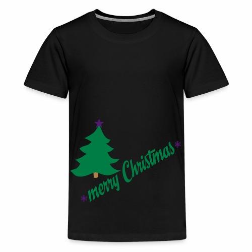 Weihnachten - Teenager Premium T-Shirt