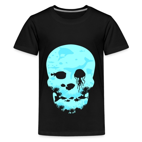 Dead Sea - Teenager Premium T-Shirt
