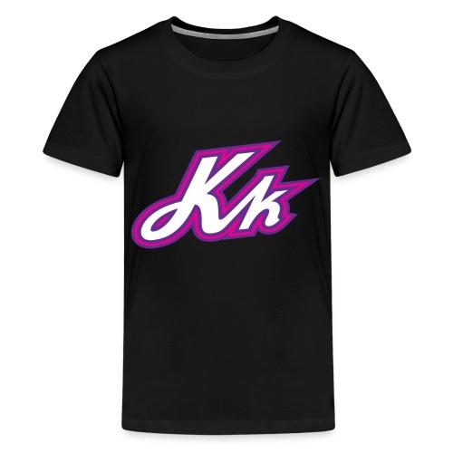 Kk Okay - Teenage Premium T-Shirt