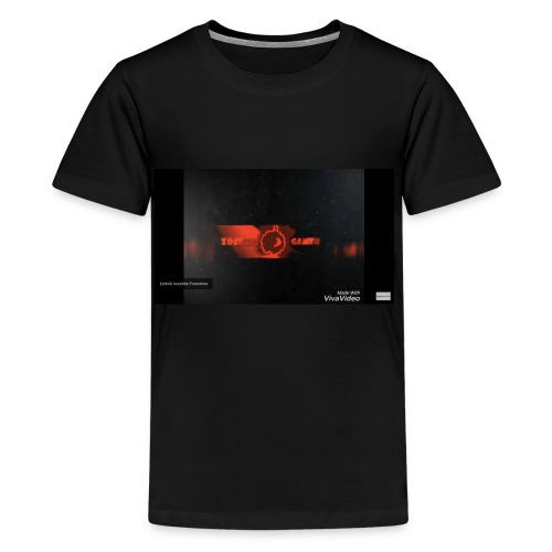 zockergamer--samsam shop - Teenager Premium T-Shirt