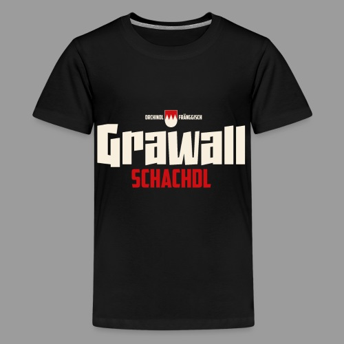 grawallschadl - Teenager Premium T-Shirt