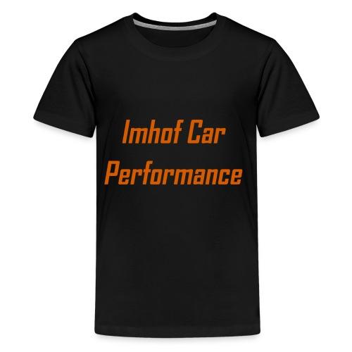 imhofcarperformance - Teenager Premium T-Shirt
