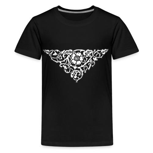 Feuilles - T-shirt Premium Ado
