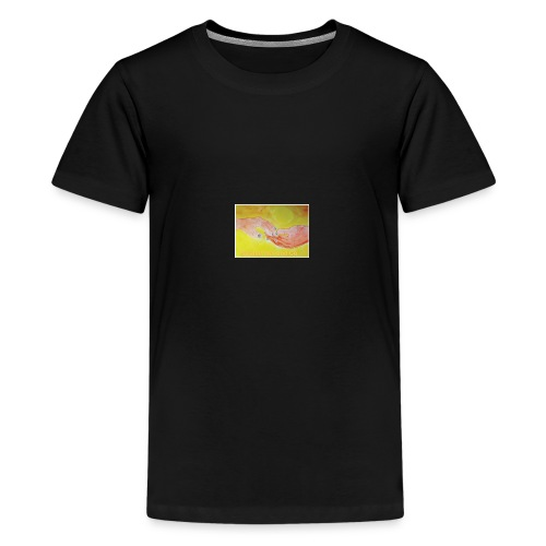 Strahle mal und co - Teenager Premium T-Shirt