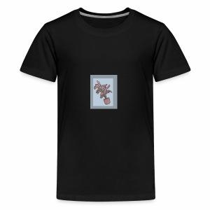 Botanics 1 - Teenage Premium T-Shirt
