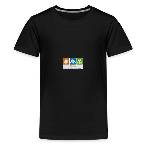 IMG 3596 - Teenager premium T-shirt