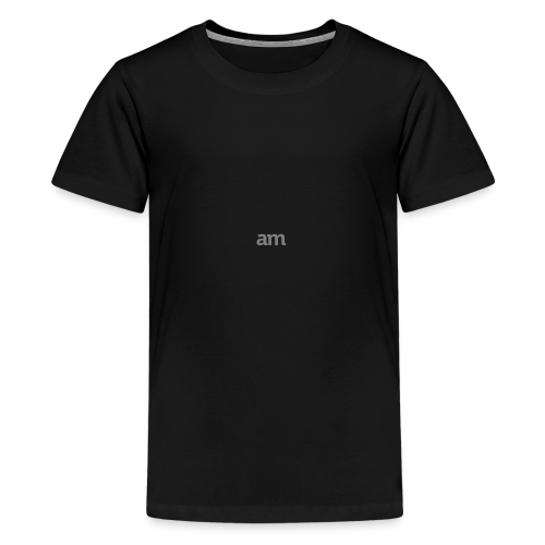 AM basics - Teenager premium T-shirt