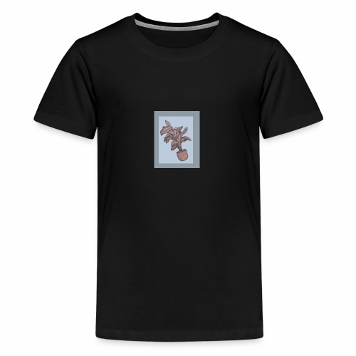 Botanics 1 - Teenage Premium T-Shirt