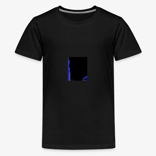 Blue sea - Teenage Premium T-Shirt