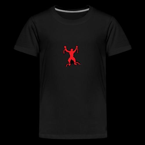 All chains are broken - Camiseta premium adolescente