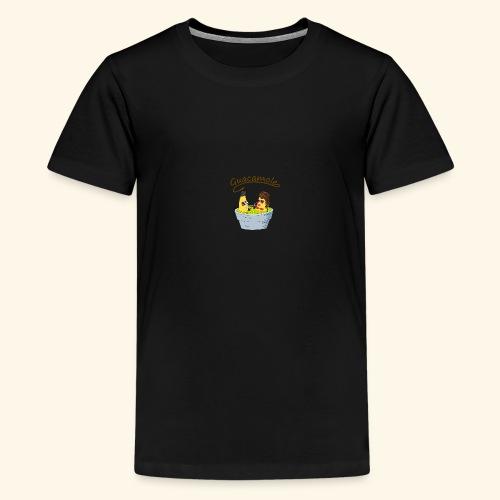 Guacamole - Camiseta premium adolescente