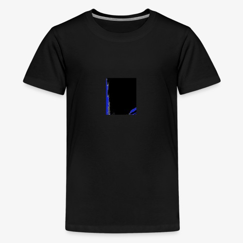 Blue sea - Teenage Premium T-Shirt