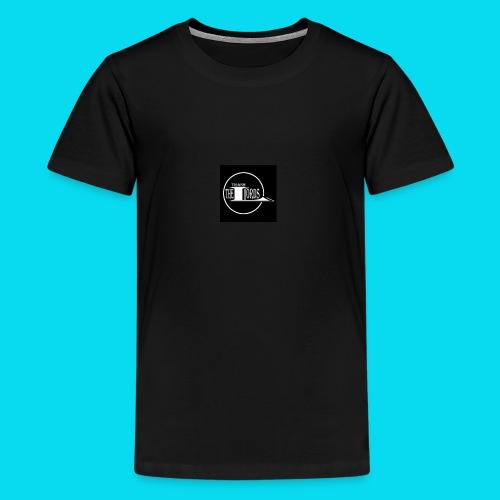 Logo Lords - Teenager Premium T-Shirt
