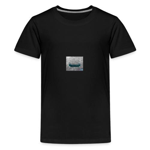 Lasse Gang Logo - Teenager Premium T-Shirt