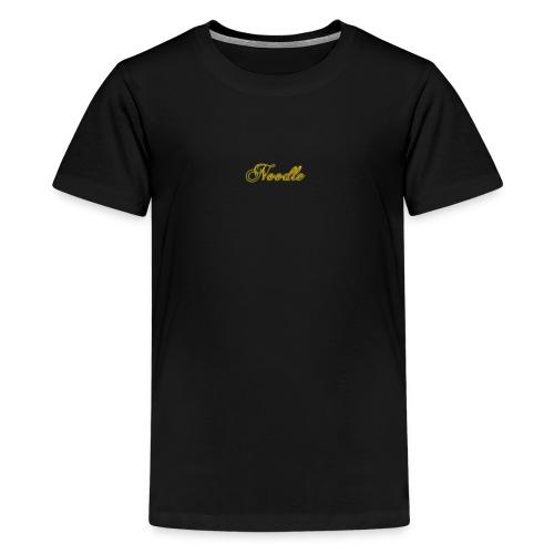 Noodlemerch - Teenage Premium T-Shirt