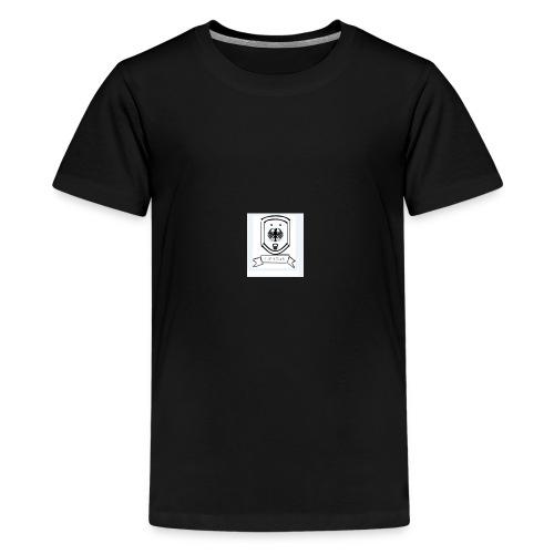Fitness - Teenager Premium T-Shirt