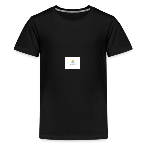 Summer time Collection - Teenager Premium T-Shirt