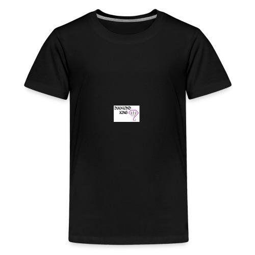 onlinelogomaker 110217 2058 1449 - Koszulka młodzieżowa Premium