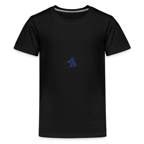 Blue wolf - T-shirt Premium Ado