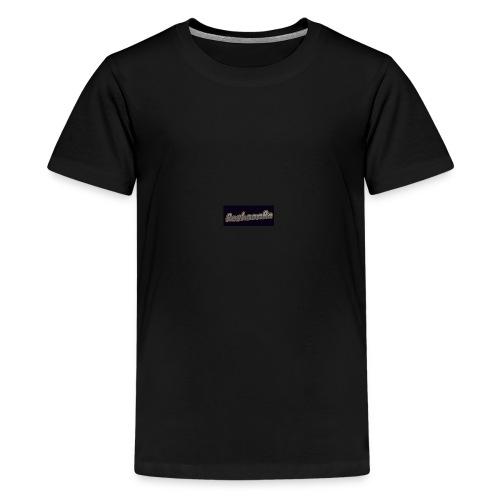 RoshaanRa Tshirt - Teenage Premium T-Shirt