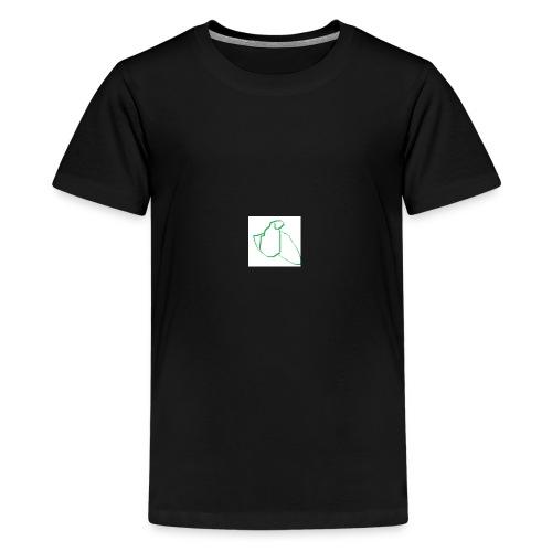 The Christmas Merch - Teenage Premium T-Shirt