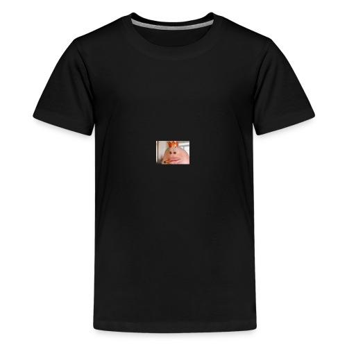 the bazzar one - Teenage Premium T-Shirt