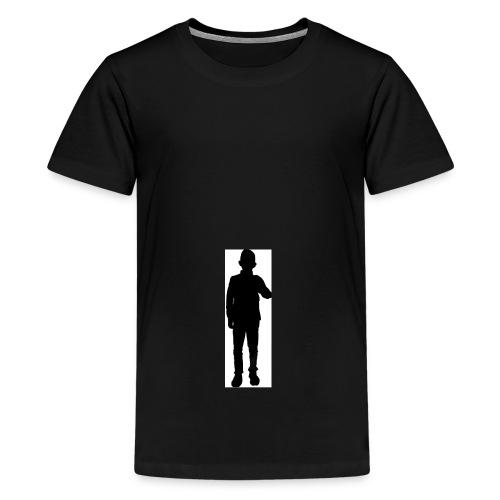MEN IN BLACK - Teenager Premium T-Shirt