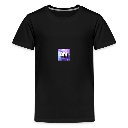 AN logo - Teenage Premium T-Shirt