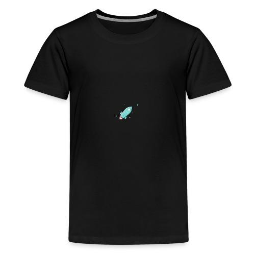 rocket - Teenage Premium T-Shirt