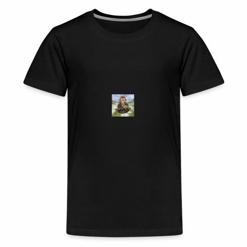 Terminator - T-shirt Premium Ado