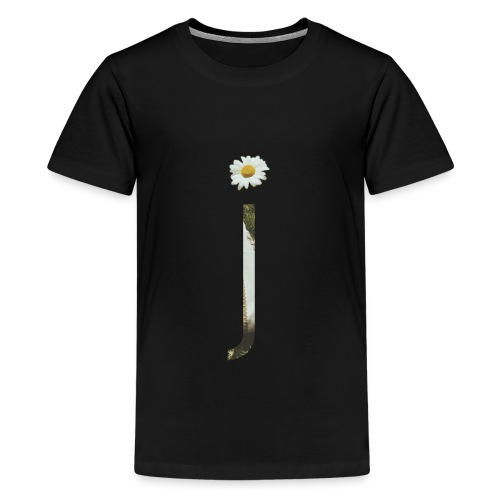 ...jamin (DAISY) - Teenage Premium T-Shirt