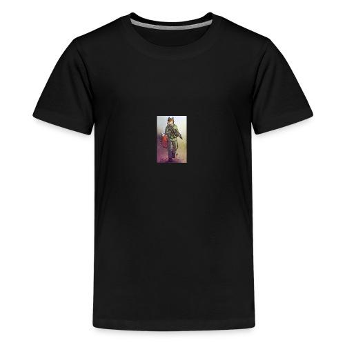 My merch! - Teenage Premium T-Shirt