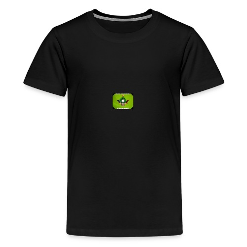 ritzyoak gaming - Teenage Premium T-Shirt