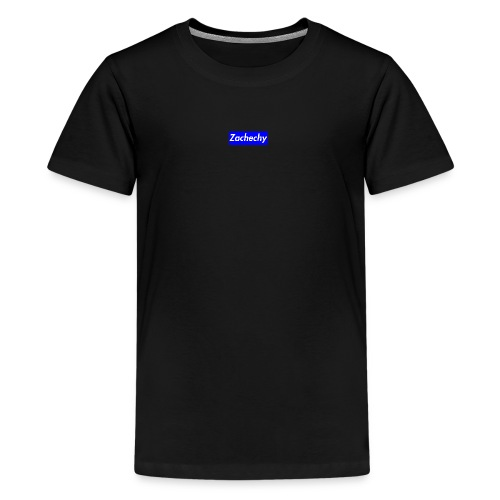 zachechy BLUE - Teenager Premium T-Shirt