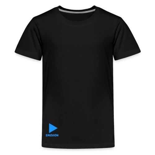 Emojion - Teenage Premium T-Shirt