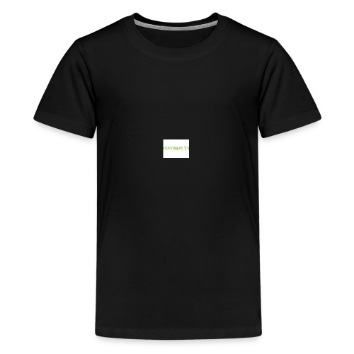 deathnumtv - Teenage Premium T-Shirt