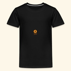 btc - Teenage Premium T-Shirt