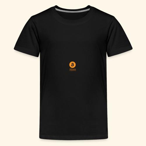 btc - Teenage Premium T-Shirt