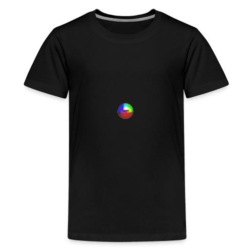 Ivan plays - Teenage Premium T-Shirt
